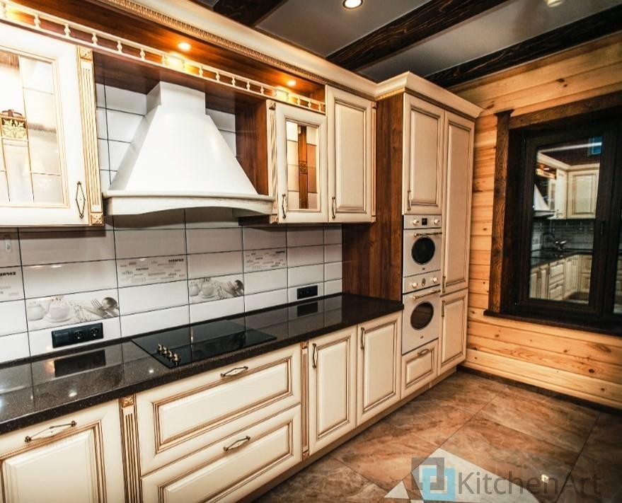 китченарт182 - Классическая кухня на заказ