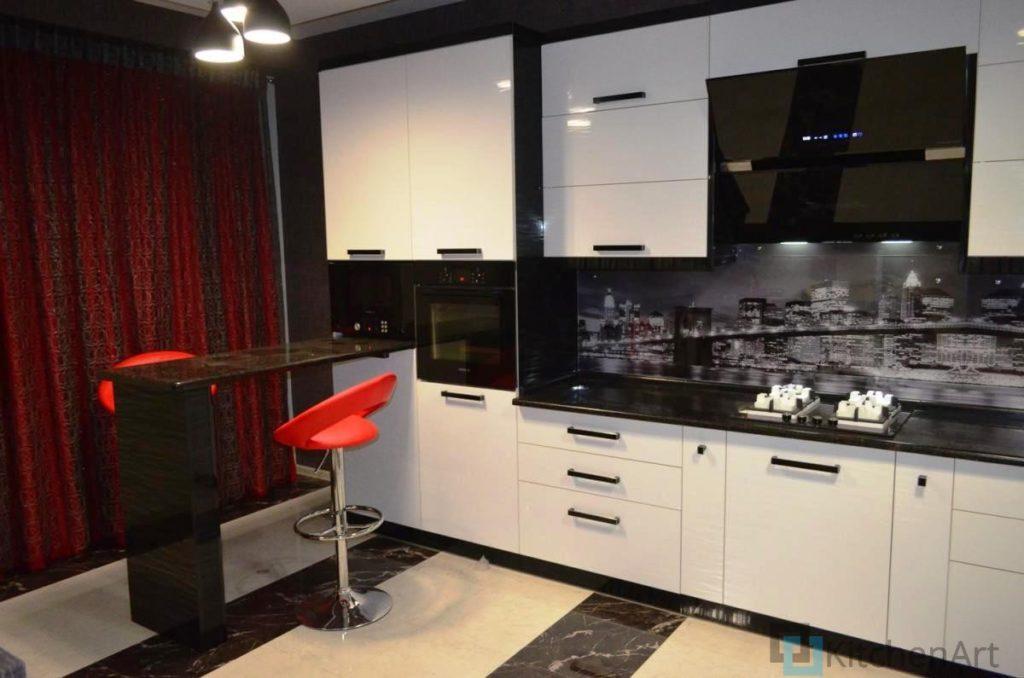 китченарт19 1024x678 - Кухня из МДФ на заказ
