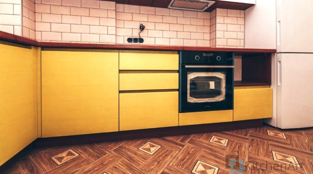 китченарт190 1024x569 - Кухня из ДСП на заказ