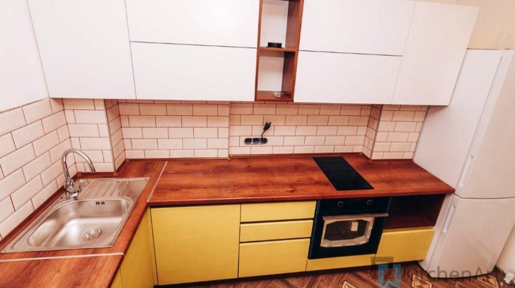 китченарт191 1024x573 - Кухня из ДСП на заказ