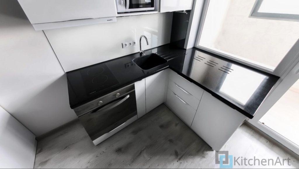 китченарт195 1024x579 - Кухня из ДСП на заказ