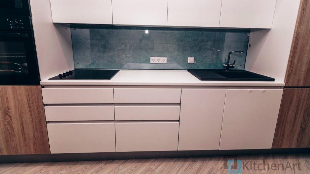китченарт200 1024x574 - Кухня из ДСП на заказ
