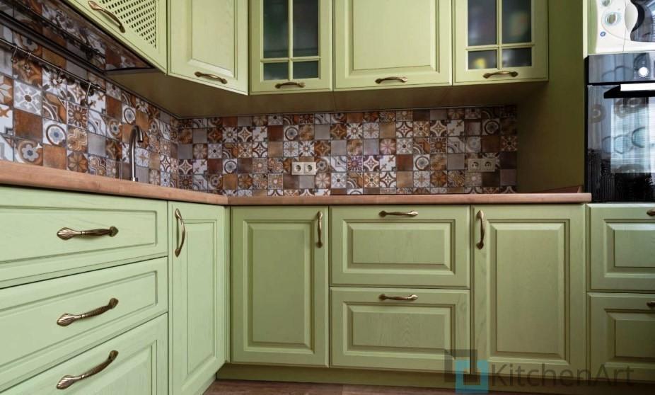 китченарт208 - Угловые кухни на заказ