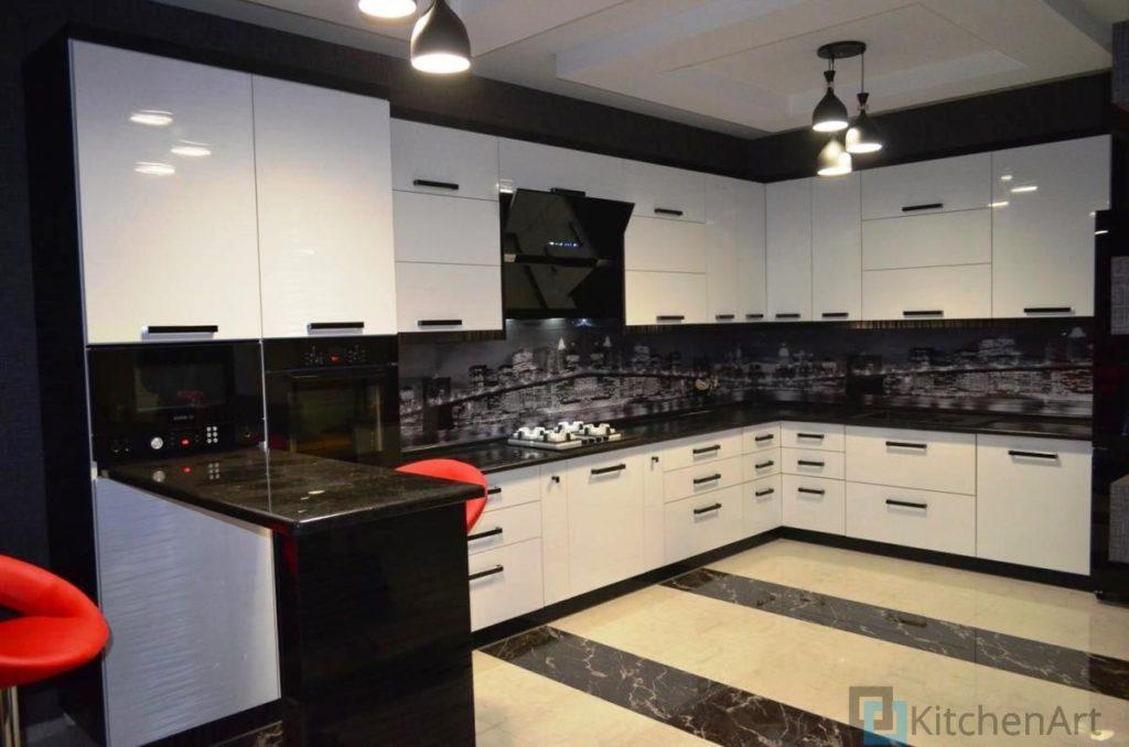 китченарт21 1024x678 - Угловые кухни на заказ