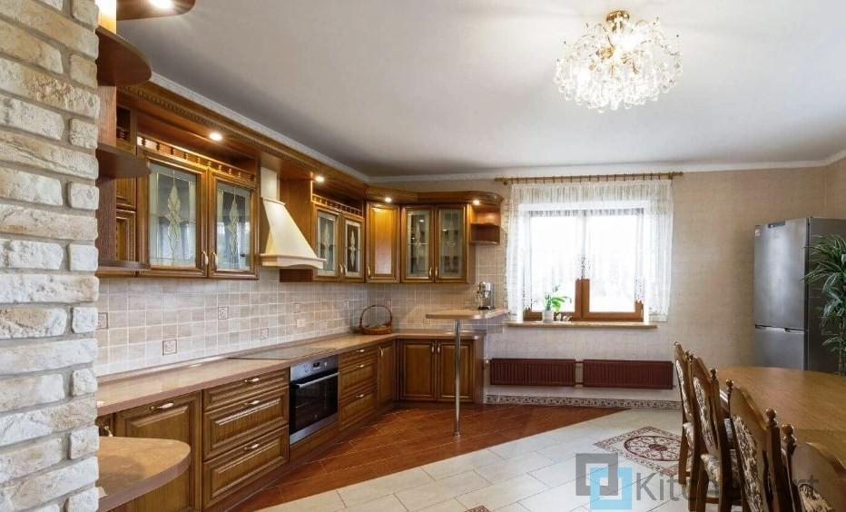 китченарт218 - Угловые кухни на заказ