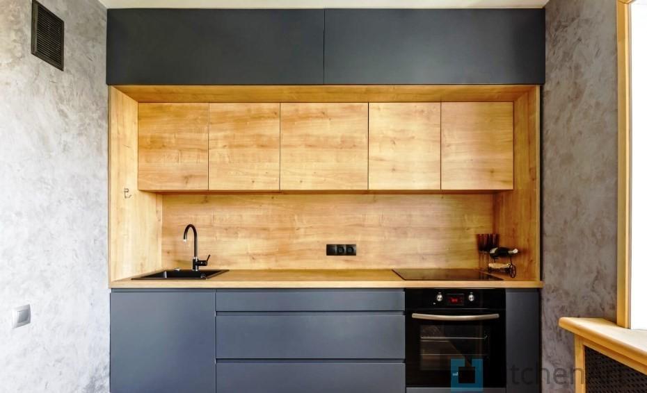 китченарт223 - Кухня в стиле ЛОФТ на Заказ