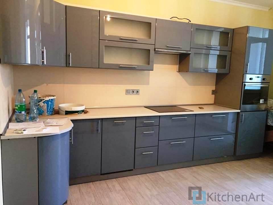 китченарт23 - Кухня из ДСП на заказ