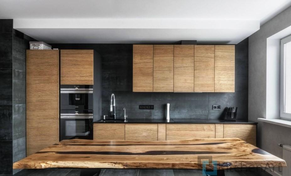 китченарт231 - Кухня в стиле ЛОФТ на Заказ