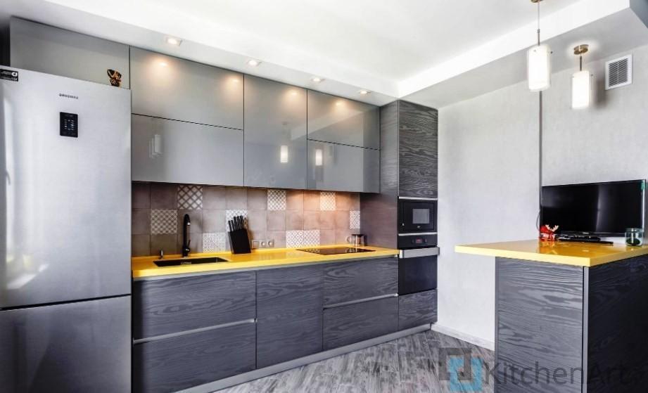 китченарт232 - Кухня из ДСП на заказ