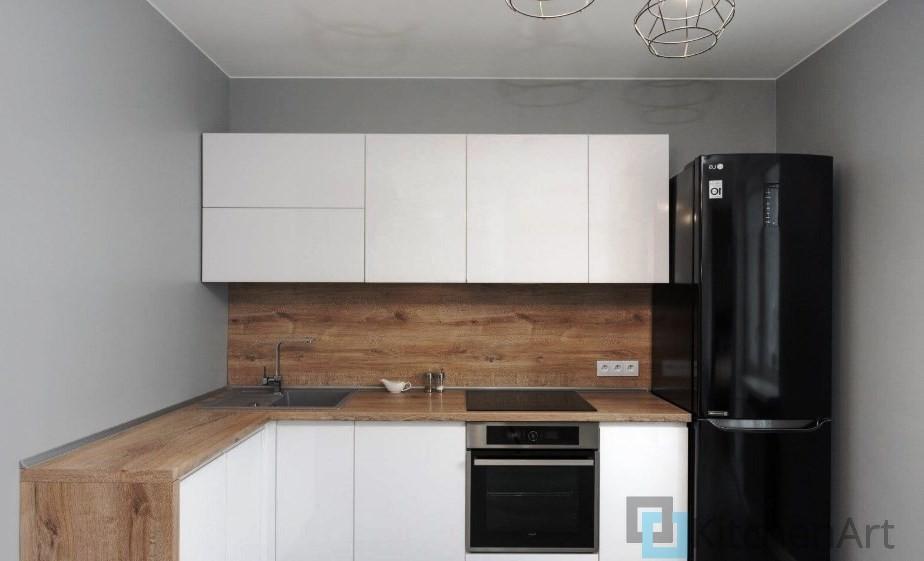 китченарт239 - Белая кухня на заказ