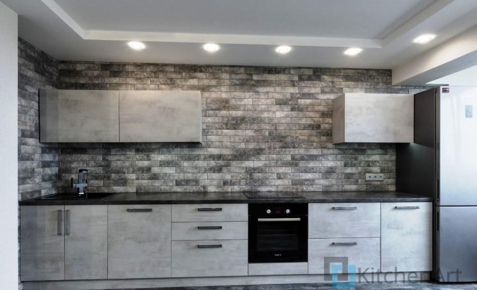 китченарт246 - Белая кухня на заказ
