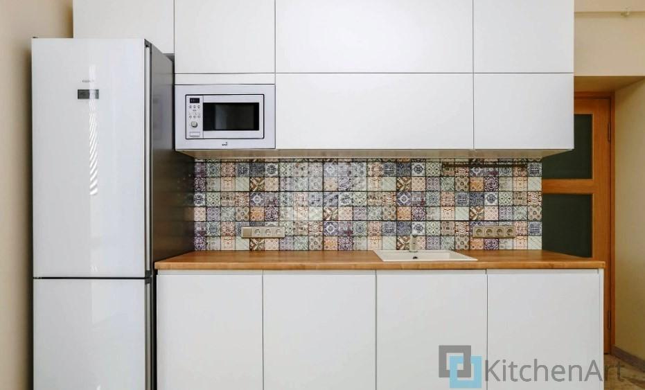 китченарт248 - Белая кухня на заказ