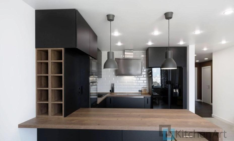 китченарт250 - Кухня из ДСП на заказ
