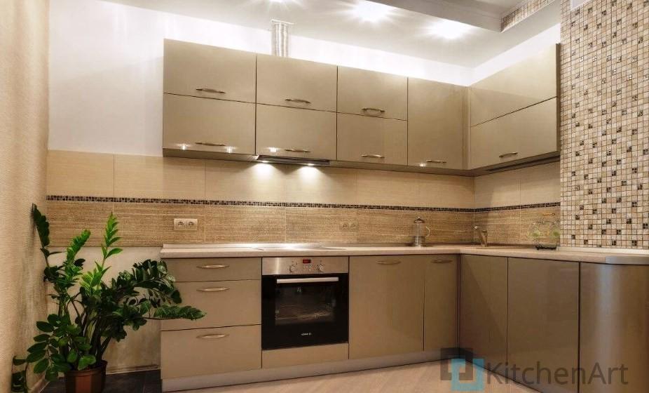китченарт255 - Кухня из МДФ на заказ