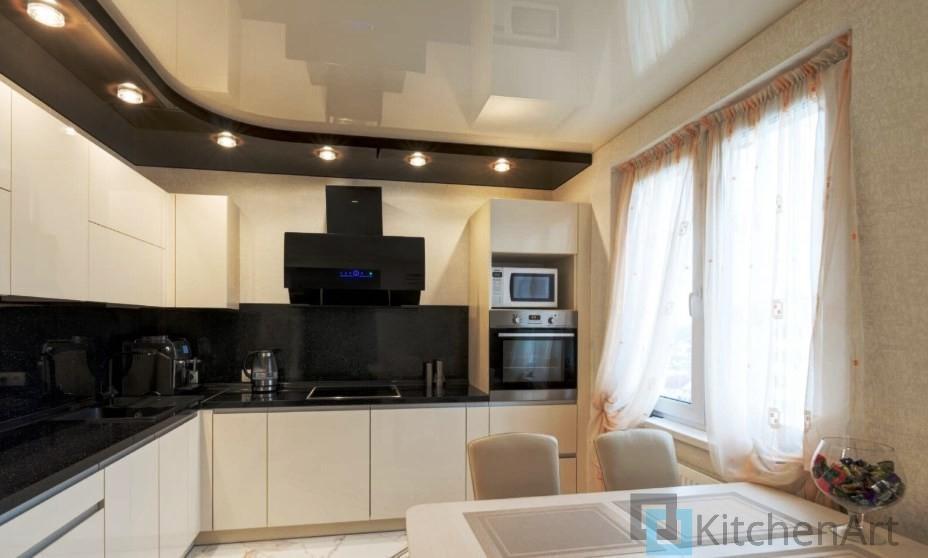 китченарт261 - Кухня из МДФ на заказ