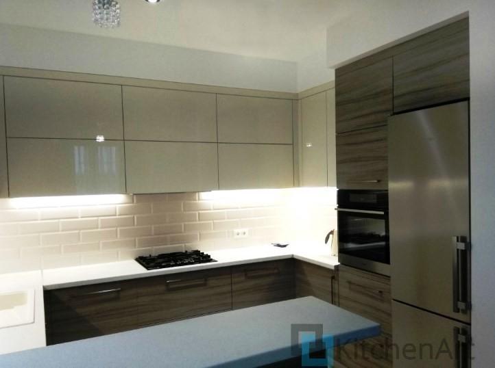 китченарт33 - Угловые кухни на заказ