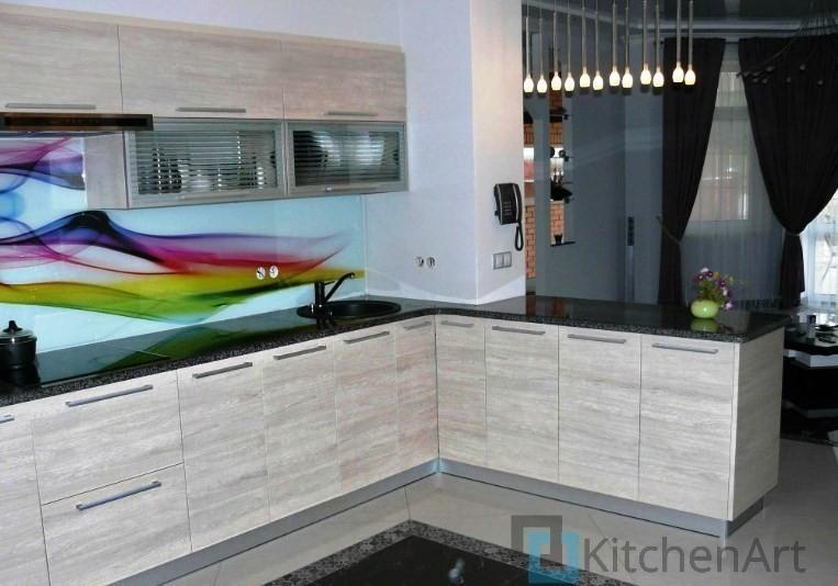 китченарт37 - Угловые кухни на заказ