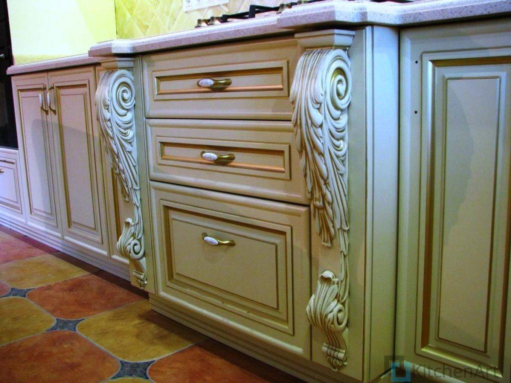 китченарт4 1024x768 - Классическая кухня на заказ