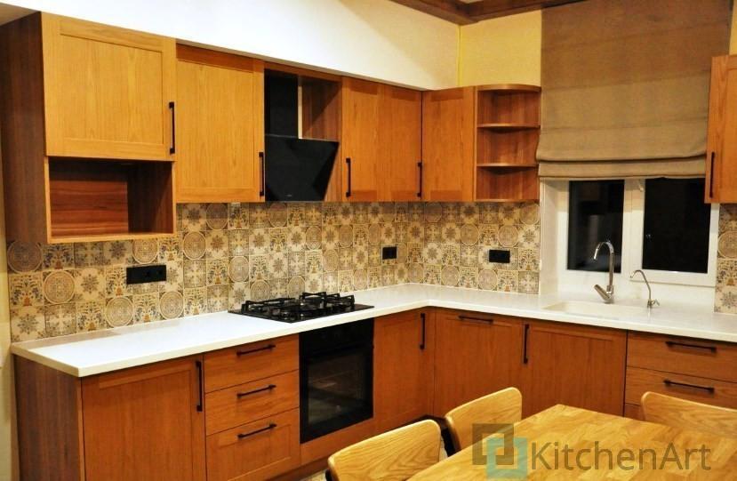 китченарт42 - Угловые кухни на заказ