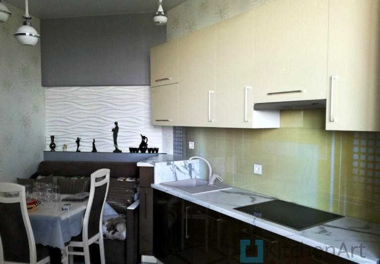 китченарт50 - Белая кухня на заказ