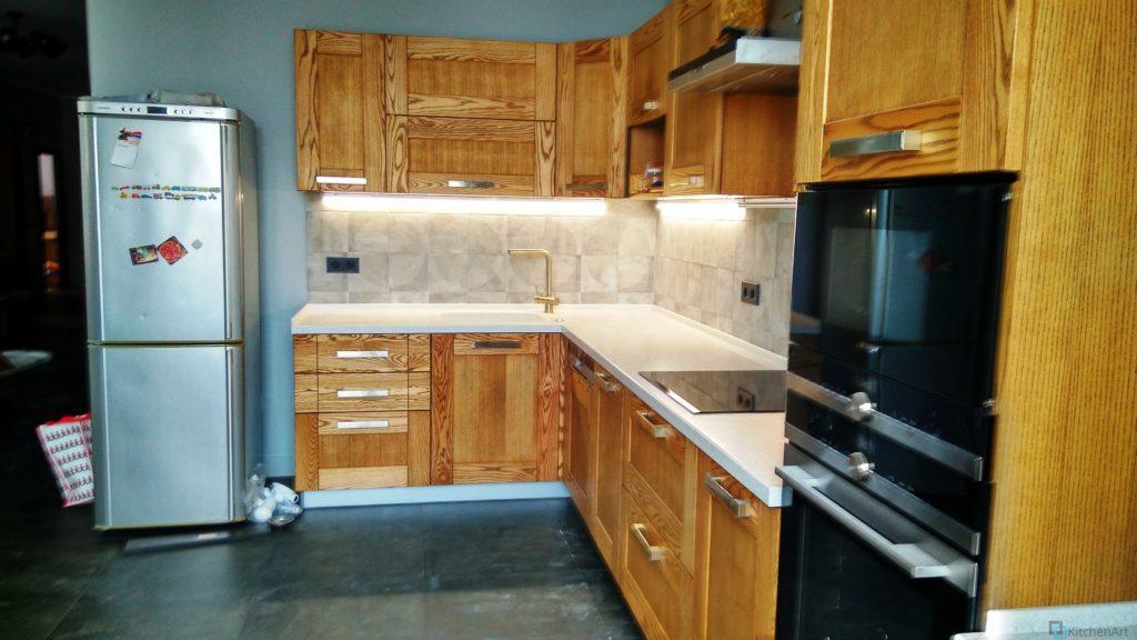 китченарт52 1024x576 - Угловые кухни на заказ