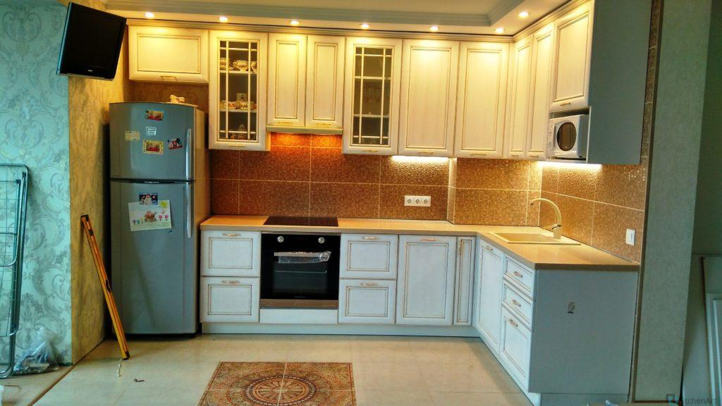 китченарт57 1024x576 - Классическая кухня на заказ