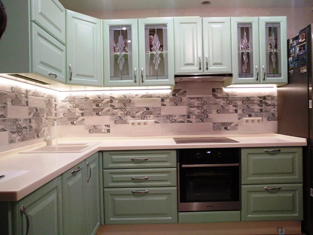 китченарт58 1024x768 - Угловые кухни на заказ