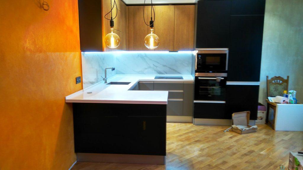 китченарт63 1024x576 - Кухня из ДСП на заказ