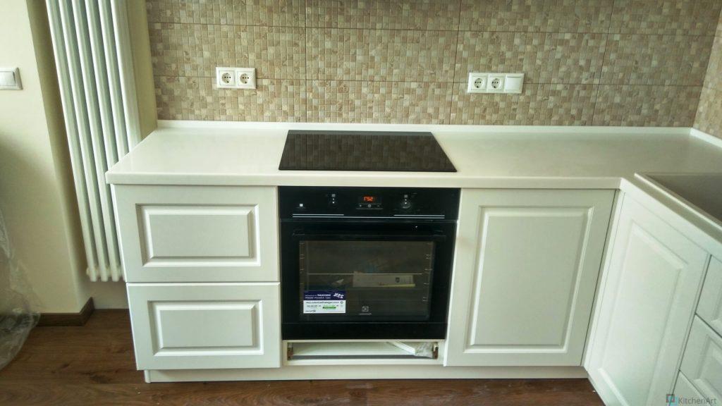 китченарт81 1024x576 - Белая кухня на заказ