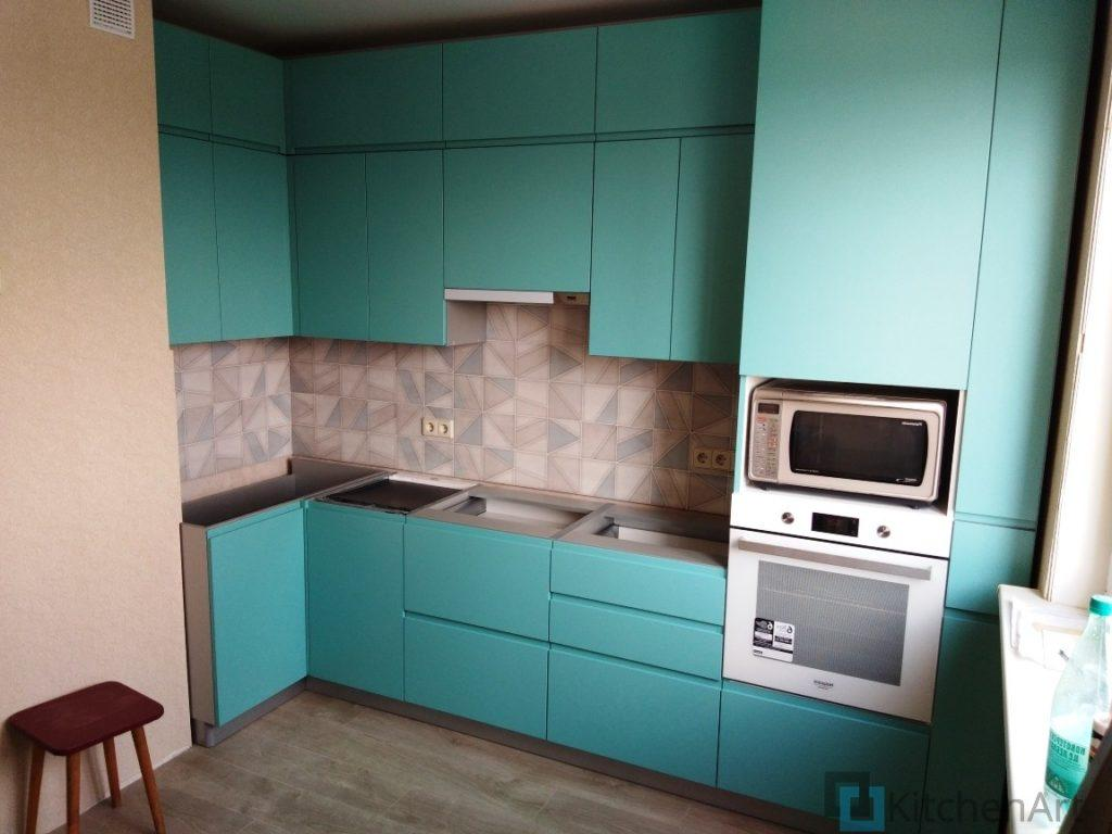 китченарт82 1024x768 - Кухня из ДСП на заказ