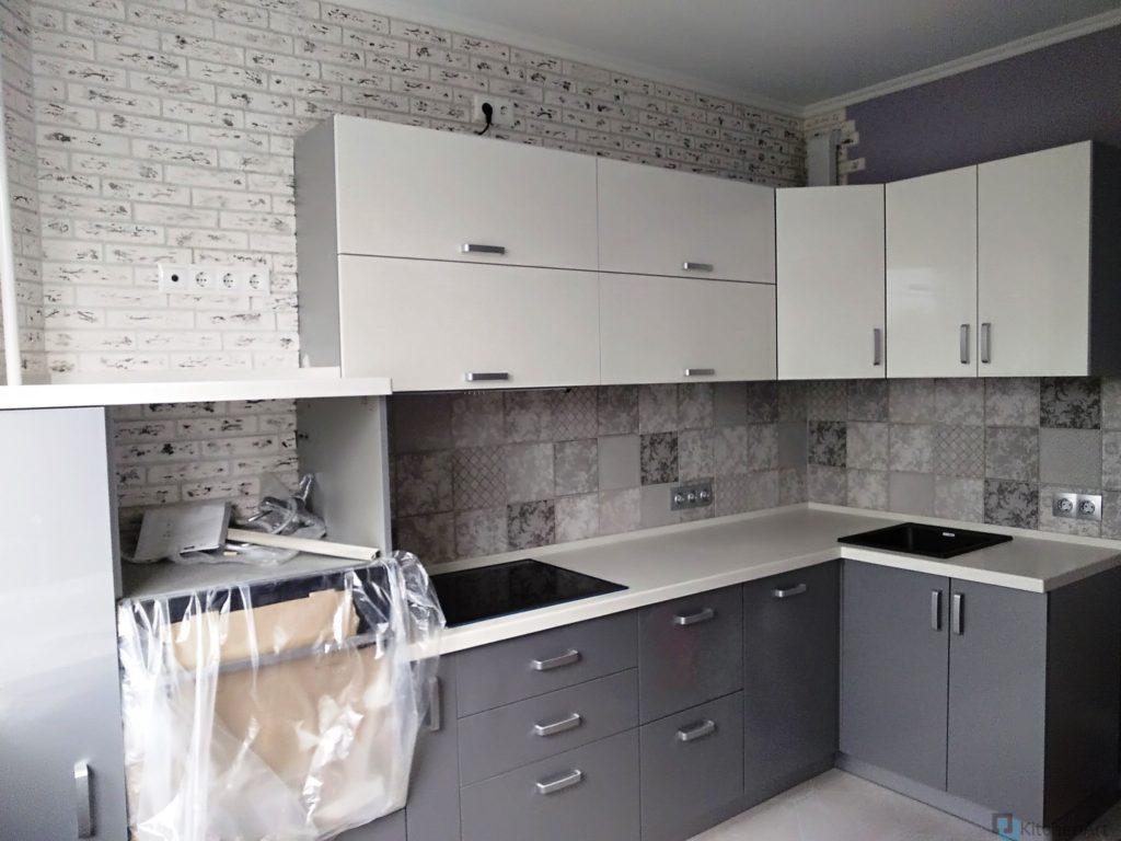 китченарт97 1024x768 - Кухня из ДСП на заказ