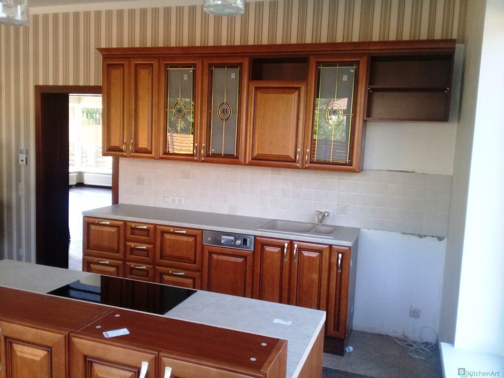 китченарт99 1024x768 - Классическая кухня на заказ