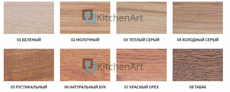 vidy vykrasok - Стол из дерева на заказ Донецк